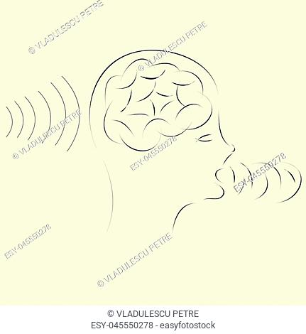 reception, processing and transmitting information by smart brain technology