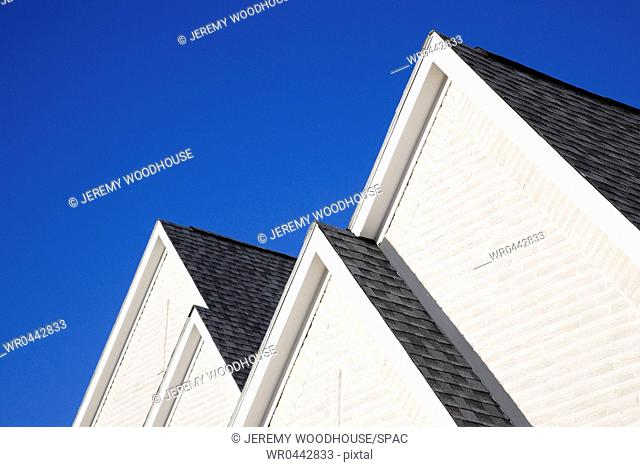 Four Gabled Rooflines
