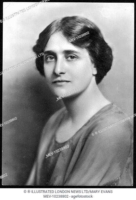 Dame Myra Hess DBE, born Julia Myra Hess (1890-1965), British pianist, celebrated for organising lunchtime concerts at the National Gallery during World War II