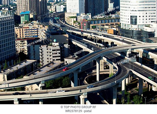 Chengdu overpass