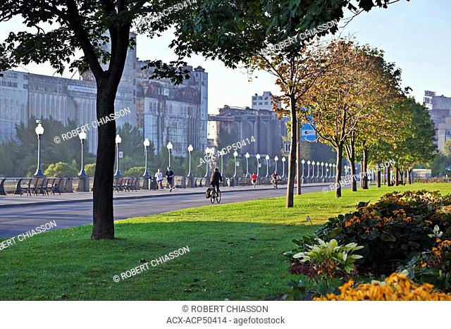 Old Port of Montreal, Montreal, Quebec, Canada