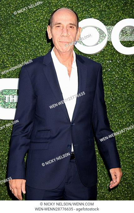 CBS, CW, Showtime Summer 2016 TCA Party at the Pacific Design Center on August 10, 2016 in West Hollywood, CA Featuring: Miguel Ferrer Where: West Hollywood
