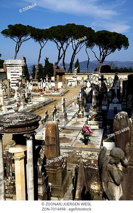 Graveyard of Florence