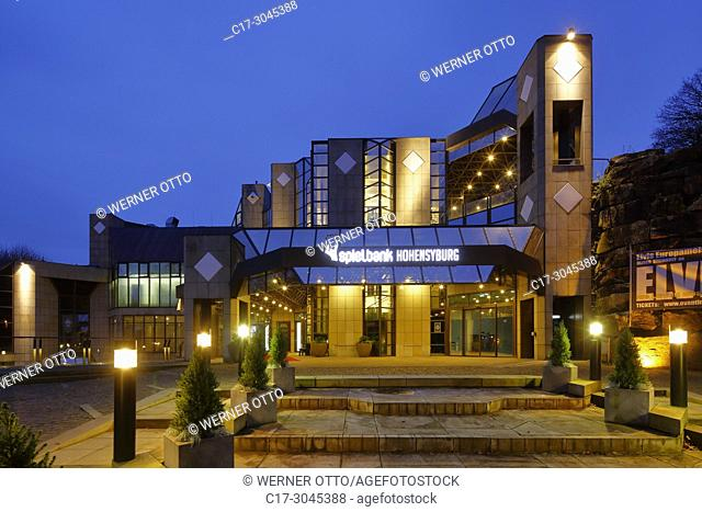 Dortmund, Syburg, D-Dortmund, Ruhr area, Westphalia, North Rhine-Westphalia, NRW, D-Dortmund-Syburg, Ardey Hills, Casino Hohensyburg, gambling casino
