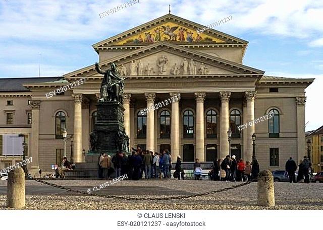 Die Münchner Staatsoper