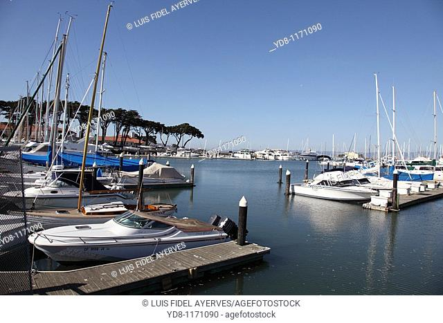 Port of San Francisco, California, USA
