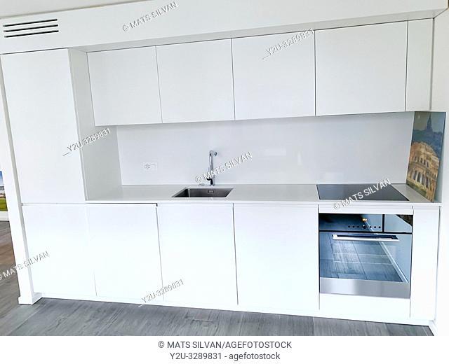 Modern Kitchen in Switzerland