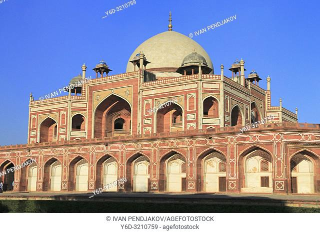 Humayun Tomb, New Delhi, India