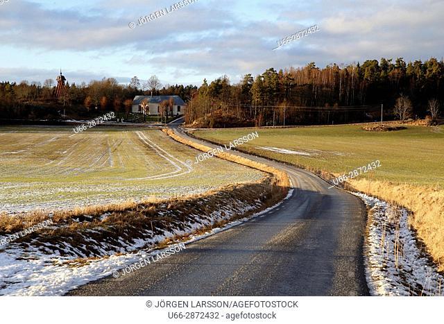 Morko Sodermanland Sweden
