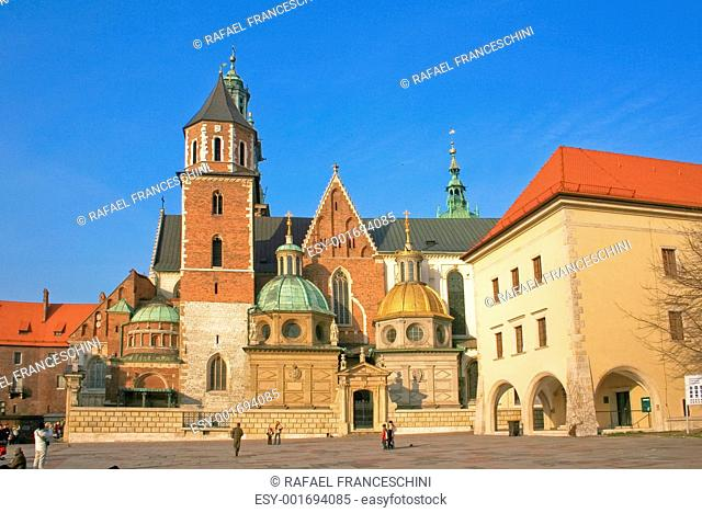 Medieval Cracow