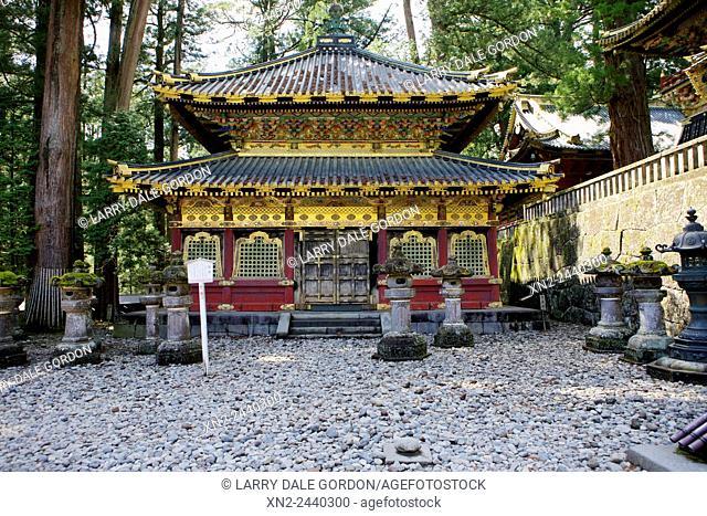 Toshogu Shinto Shrine. Nikko. Tochigi. Japan