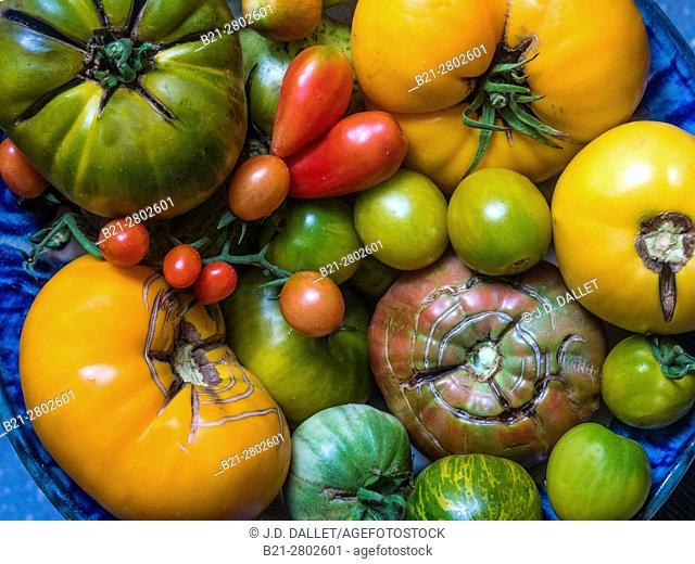 Tomatoes...