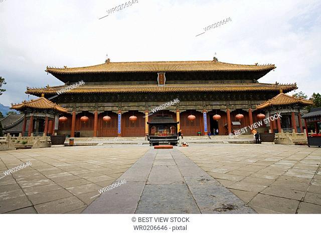 Dai Temple,Shandong