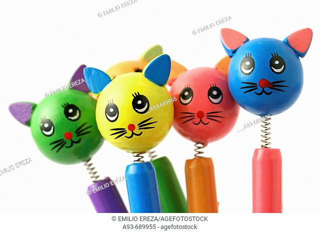 Toy pencils