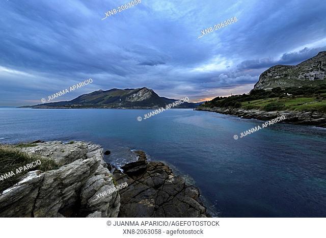 Sonabia, Castro Urdiales, Cantabria, Spain, Europe