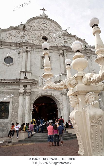 Cebu Metropolitan Cathedral, aka Cebu Cathedral Parish Church  Cebu City, Cebu, Visayas, Philippines