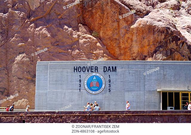 USA - Hoover Dam