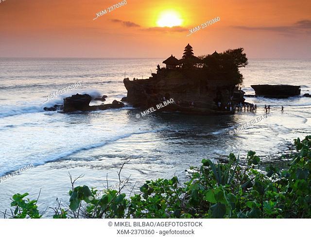 Tanah Lot Temple. Bali. Indonesia, Asia