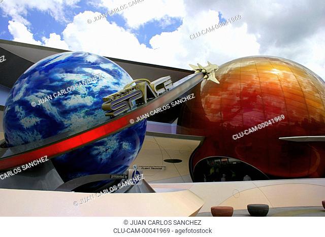 Mission SPACE, Walt Disney World Resort, Orlando, Florida, United States, North America