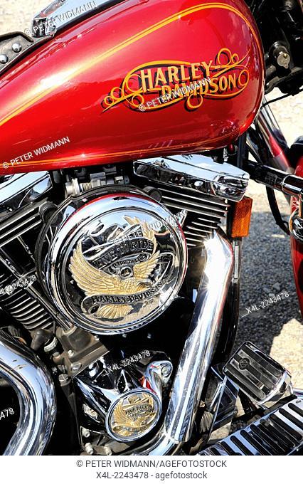 Vienna, Harley Davidson Meeting 2009