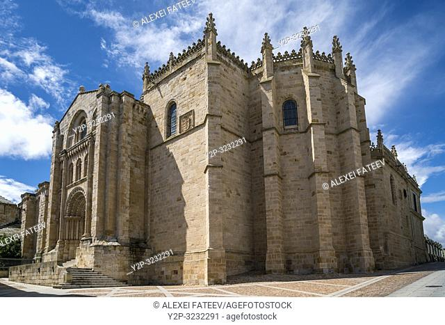 Cathedral of Zamora, Castile and Leon, Spain