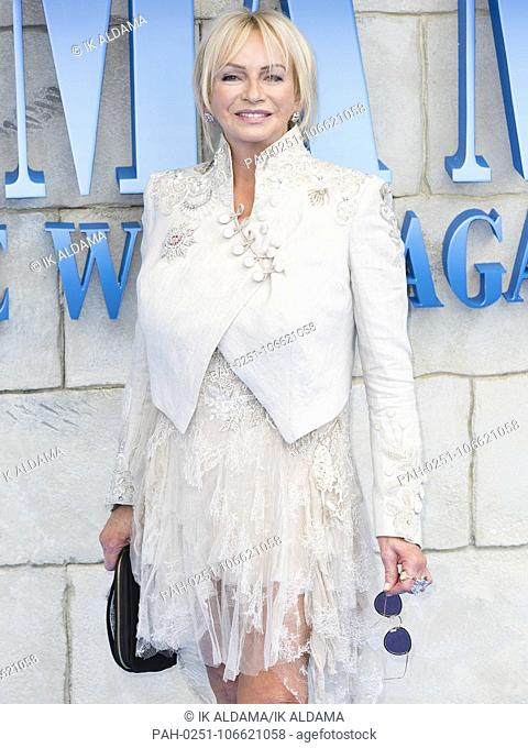 Judy Craymer attends Mamma Mia! Here We Go Again - World Premiere. London, UK. 16/07/2018 | usage worldwide