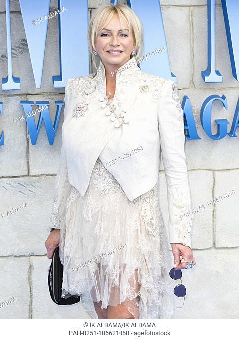 Judy Craymer attends Mamma Mia! Here We Go Again - World Premiere. London, UK. 16/07/2018 | usage worldwide