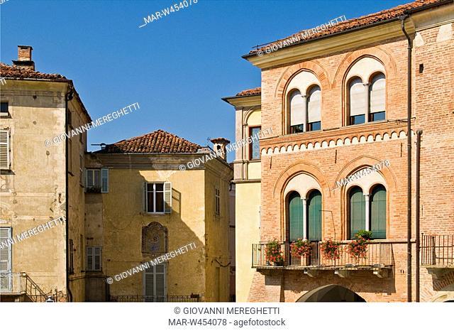 mondovì, piemonte, italia