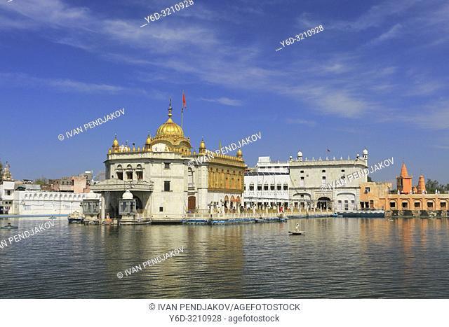 Durgiana Temple, Amritsar, Punjab, India