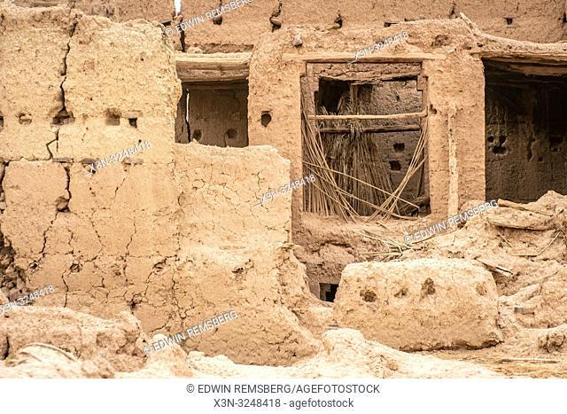 Ruins of Foum Zguid, Morocco