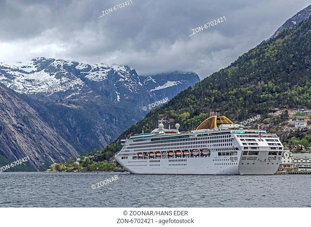 Cruise in Norway