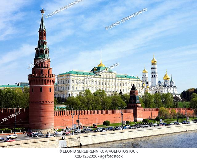 The Kremlin  Moscow, Russia