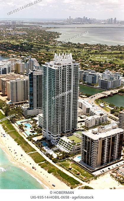 Akoya Condominiums, Miami Beach