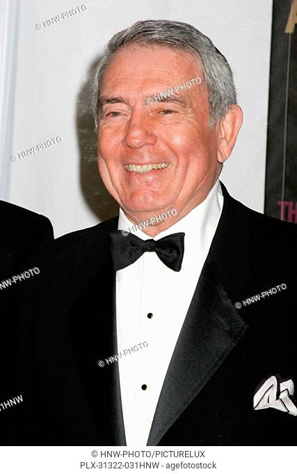 01/14/2006 Dan Rather G'Day LA: Australia Week 2006 - Penfolds Icon Gala Dinner @ The Hollywood Palladium, Hollywood photo by Fuminori Kaneko /www