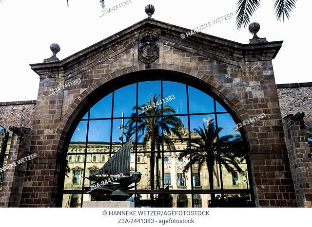 MMB Maritime Museum, Barcelona, Spain