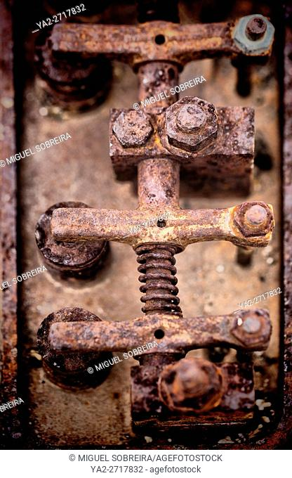 Rusted Mechanism