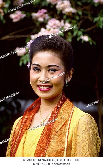 Thailande, spectacle de danse traditionnel