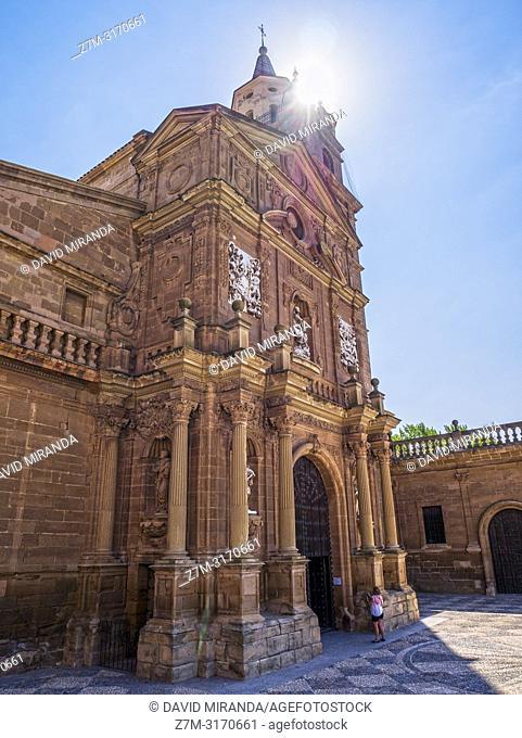 Catedral de Calahorra. La Rioja. Spain