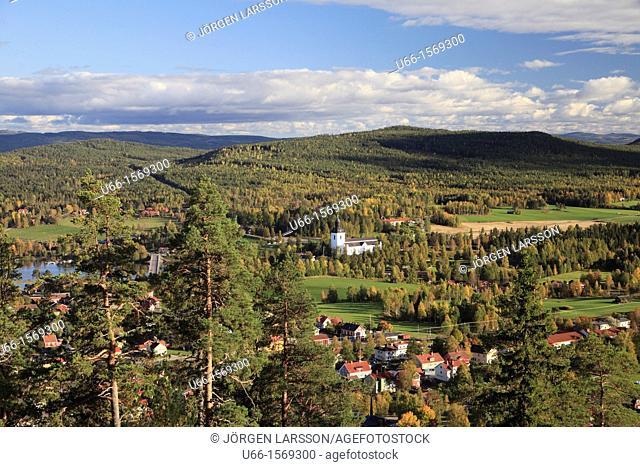 Järvsö Hälsingland Sweden