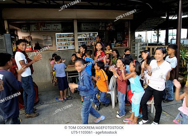 magsaysay park scene davao city davao del norte mindanao philippines