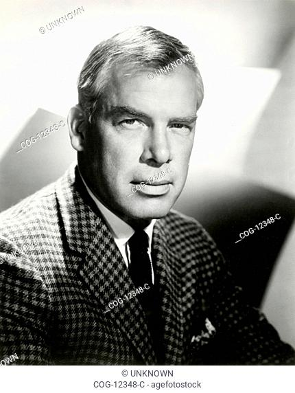 The actor Lee Marvin