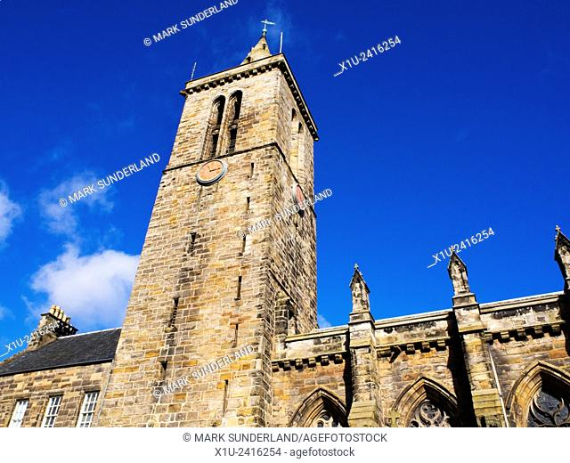 St Salvators University Chapel University of St Andrews Fife Scotland
