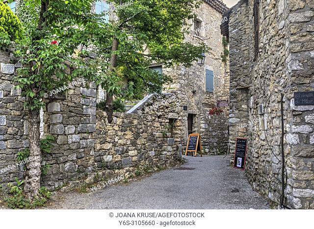 Bargeme, Var, Provence, France
