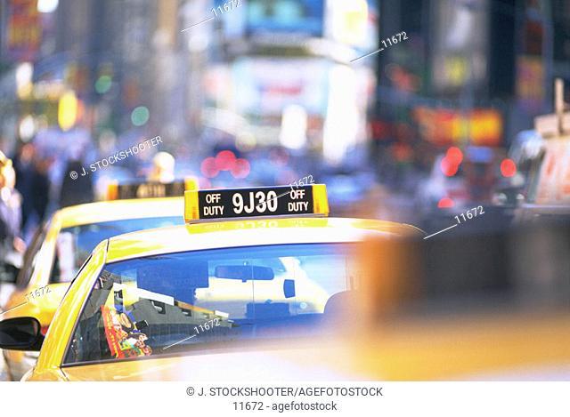 New York City. USA