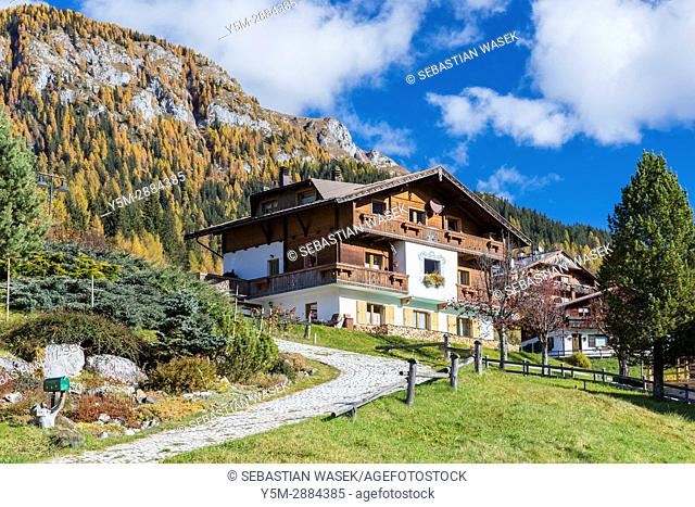 Sappada in the Province of Belluno, Veneto, Italy, Europe