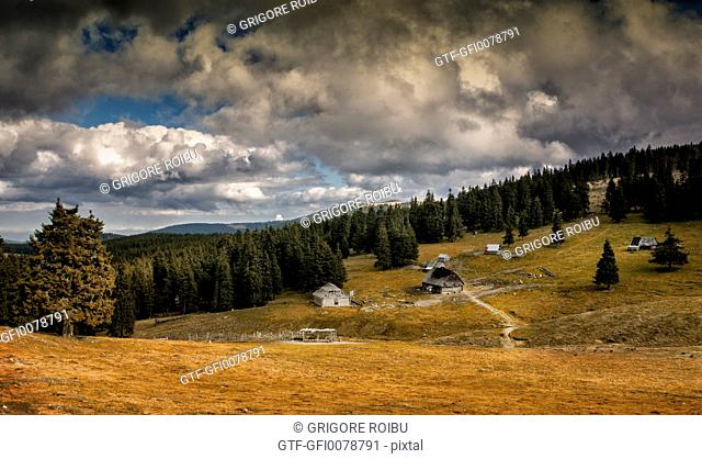 Village of shepherds