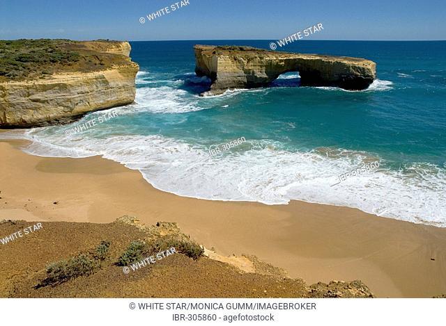 Great Ocean Road, The London Arch, Southern Ocean, Victoria, Australia