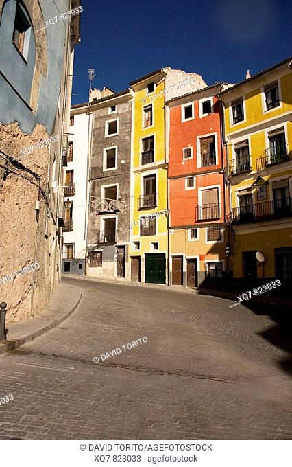 Litte Venice, Cuenca. Castilla-La Mancha, Spain
