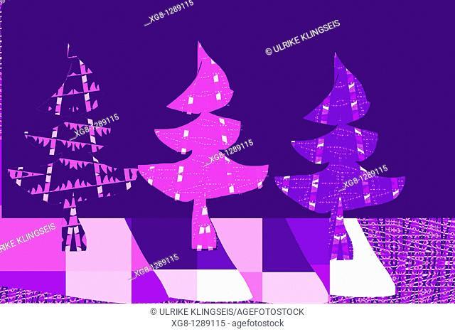 christmas-tree illustration