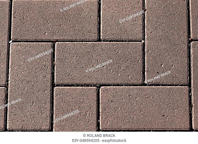 Paving stones and surfaces